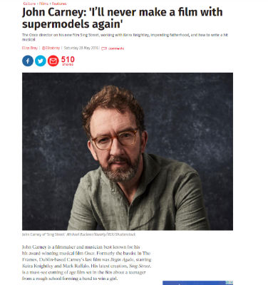 Independentの記事