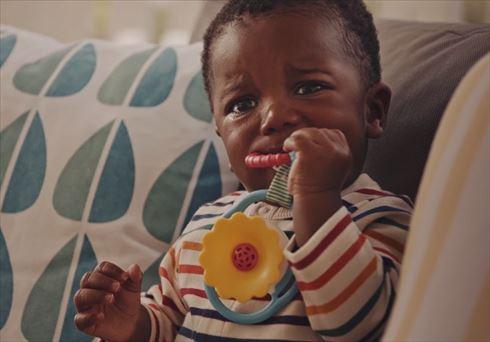 赤ちゃん歓喜の歌
