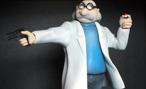 阿笠博士、アンタが黒幕だったのか!