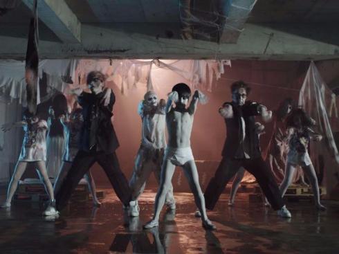 映画「貞子vs伽椰子」の主題歌MV公開
