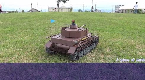 IV号戦車の勇姿を見よ!