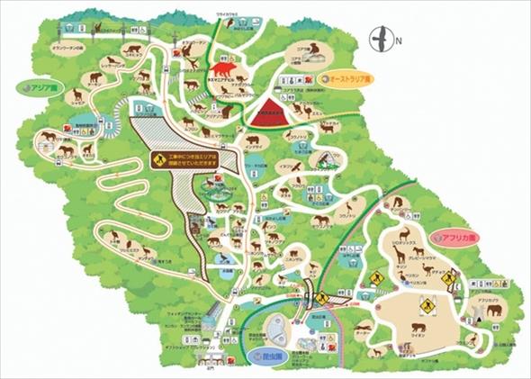 多摩動物公園タスマニアデビル