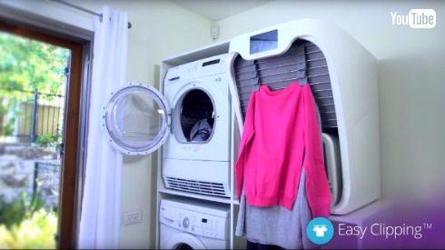 洗濯物たたみマシンFoldiMate
