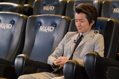「インデペンデンス・デイ:リサージェンス」 藤原竜也 4D体験