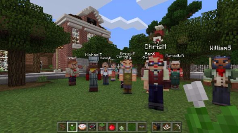 Minecraft: Education Edition マイクラ教育版