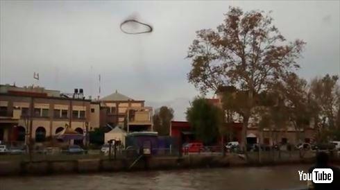 リング状UFO