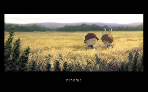 同人誌「cinema」