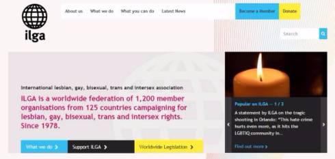 国際レズビアン・ゲイ協会