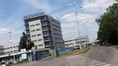 ワルシャワ税関