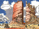 「芸術新潮」7月号に大友克洋の新作漫画! 邦題は「悪いロボットも死んだら地獄に行くの?」