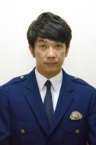 警官・鳥山役の木本武宏さん