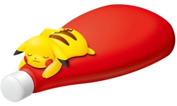 ピカチュウ&ケチャップボトルの抱き枕が当たる 「ケチャップにムチュウ!ポケモンキャンペーン」実施