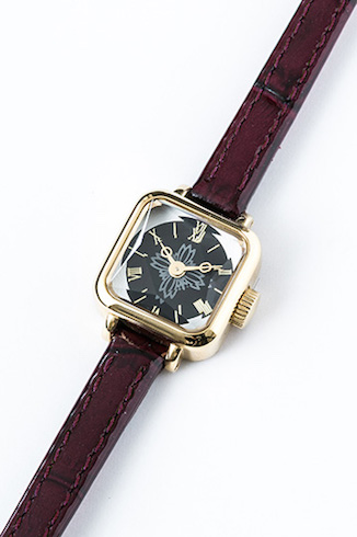 逆転裁判パンプス&腕時計