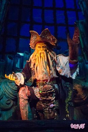 カリブの海賊上海版