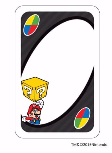UNO スーパーマリオ