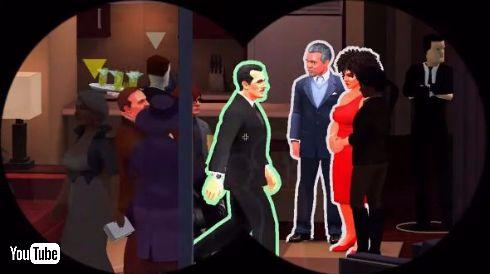 SpyParty デモ動画