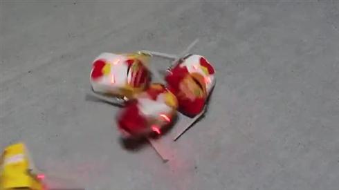 某唐あげ的なものをロボに改造した壮絶動画