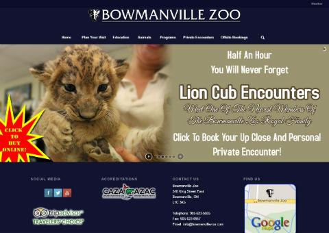 ボウマンビル動物園