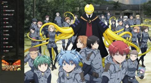 テレビアニメ「暗殺教室」