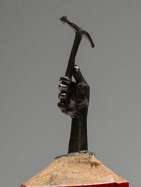 鉛筆彫刻アート