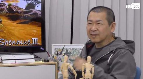 シェンムー3 開発状況 鈴木裕