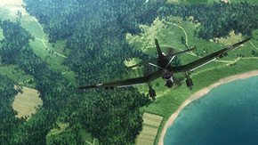 1940年代の戦闘機?