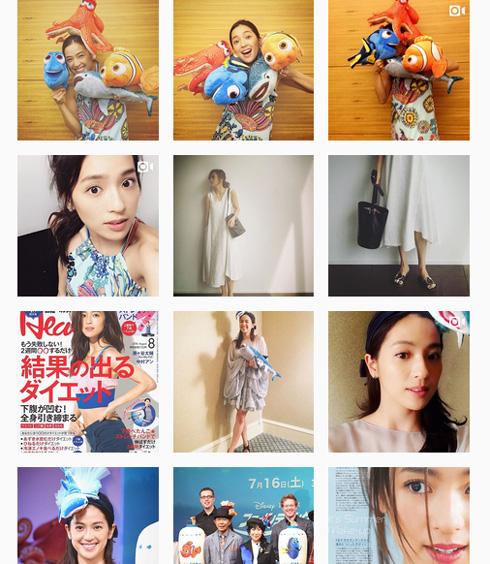 中村アン Instagram