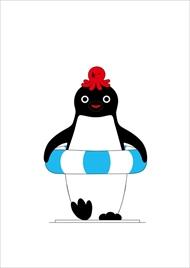 Suicaのペンギン広場