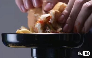 マクドナルドをジュースにしたジャンクジュース