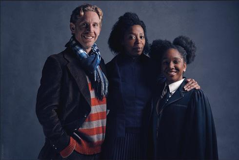 「Harry Potter and the Cursed Child」 ロン、ハーマイオニー、ローズ