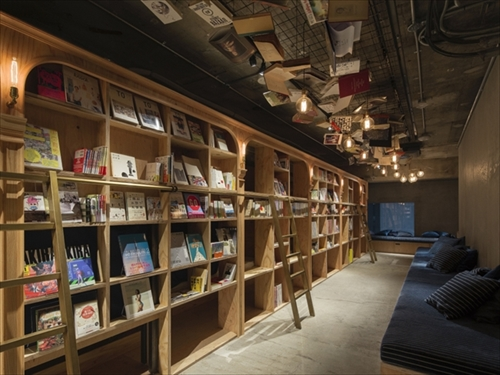 BOOK AND BED TOKYO京都店