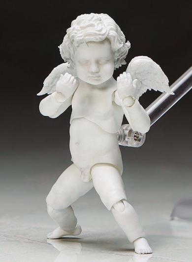 天使像 figma 小便小僧