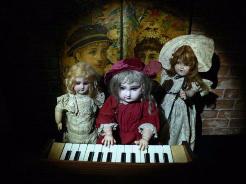 隠された人形たち おもちゃのまちバンダイミュージアム