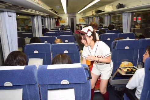 ヱビスビール特急 2016 西武鉄道