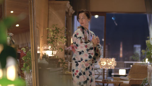 ほろよい「horoyoi erika in summer」篇 沢尻エリカ 浴衣姿を確認