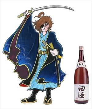 日本酒キャラクター化プロジェクト「ShuShu」