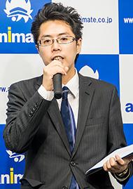 「アニメイトAKIBAガールズステーション」店長の高橋宗平さん