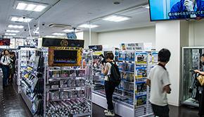 アニメイトAKIBAガールズステーション5階フロア