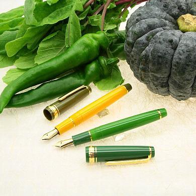 野菜万年筆