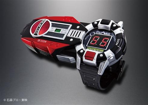 「仮面ライダー555」の大人向け「ファイズアクセル」が発売