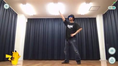 ピカチュウと踊ってみた MMD