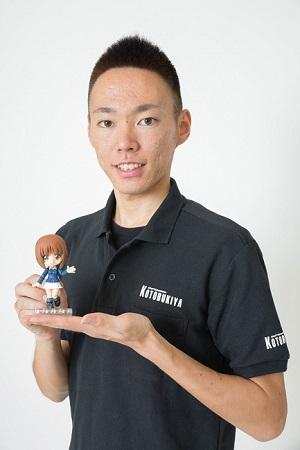 コトブキヤ陸上部 稲田翔威選手