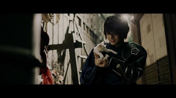 ふにゃりとほほえむ少し幼い「猫目石吾郎」