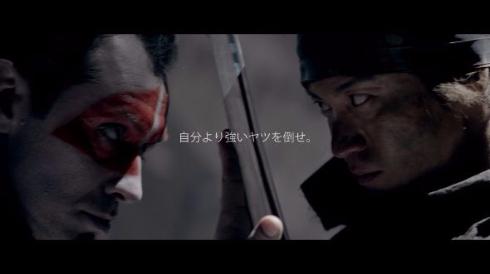 ペプシ CM 桃太郎 小栗旬 ジュード・ロウ