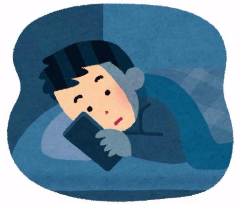 Ofcom ネット 睡眠時間 上回る 調査 イギリス