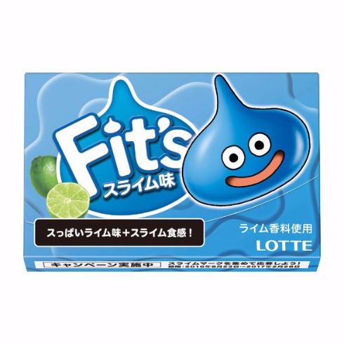 スライム味 メタルスライム味 Fit's ドラゴンクエスト