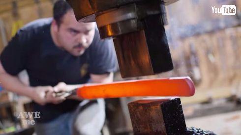 トランクスの剣 鍛冶屋 MAN AT ARMS ドラゴンボールZ