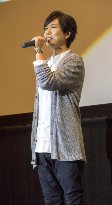 阿良々木暦役の神谷浩史さん