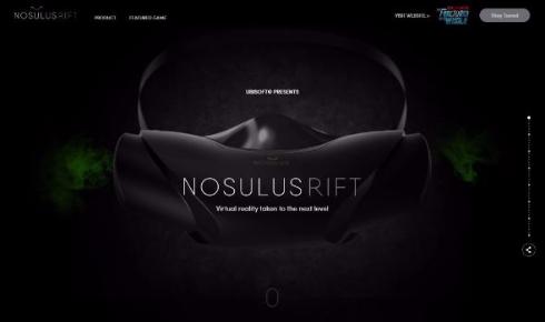 ユービーアイソフト Nosulus Rift おなら VR