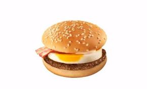 マクドナルド 月見バーガー 満月チーズ月見